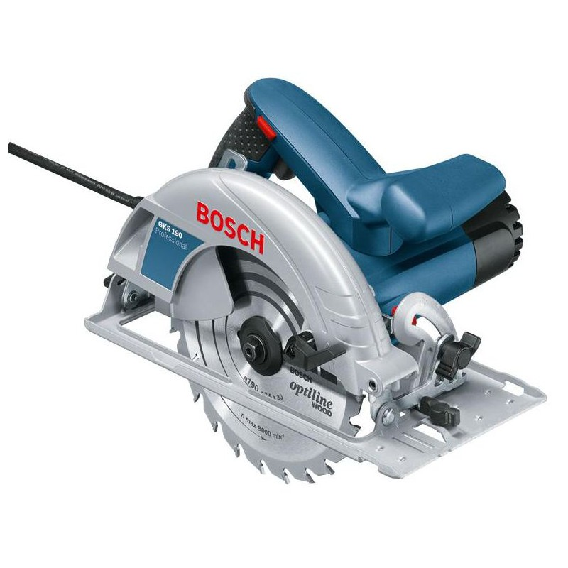 Circular Saw 190mm, BOSCH...