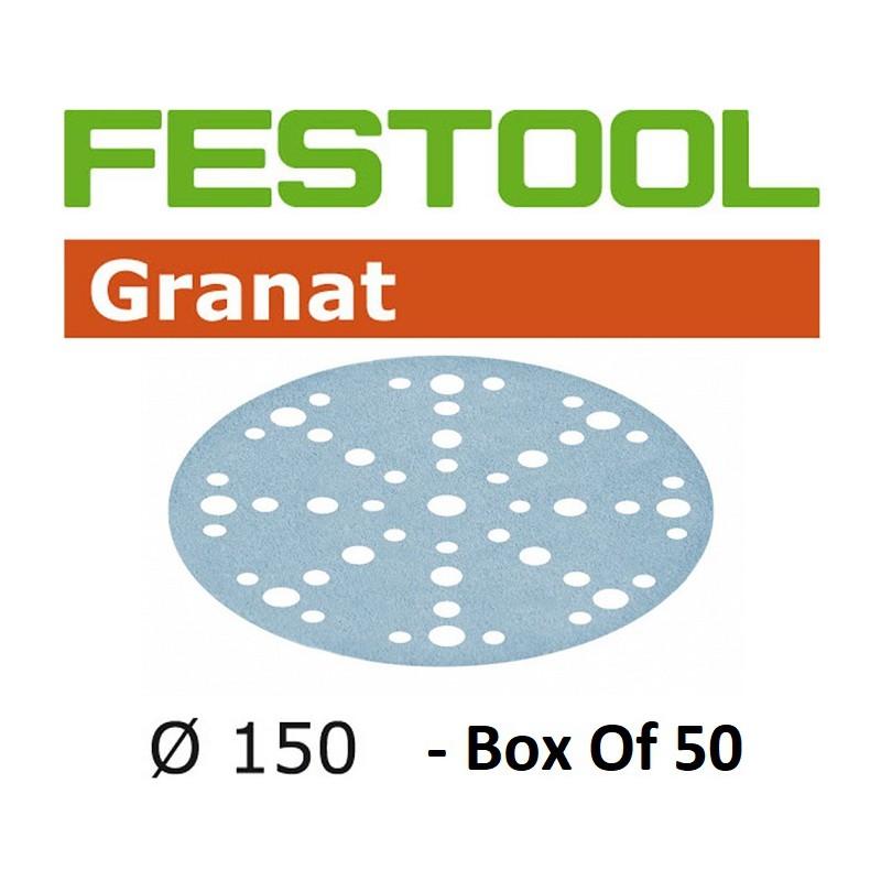 Granat Discs, 150mm, 0060...