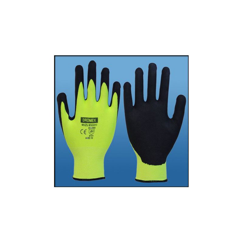 Safety Gloves Latex MIIZU...