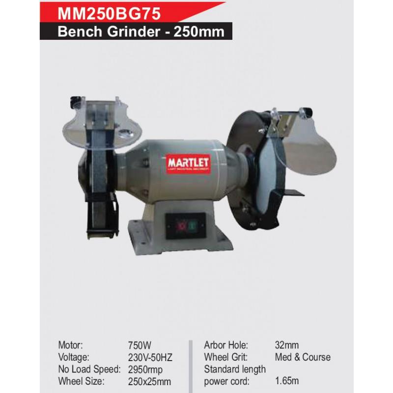 Bench Grinder, 250mm EHD /...