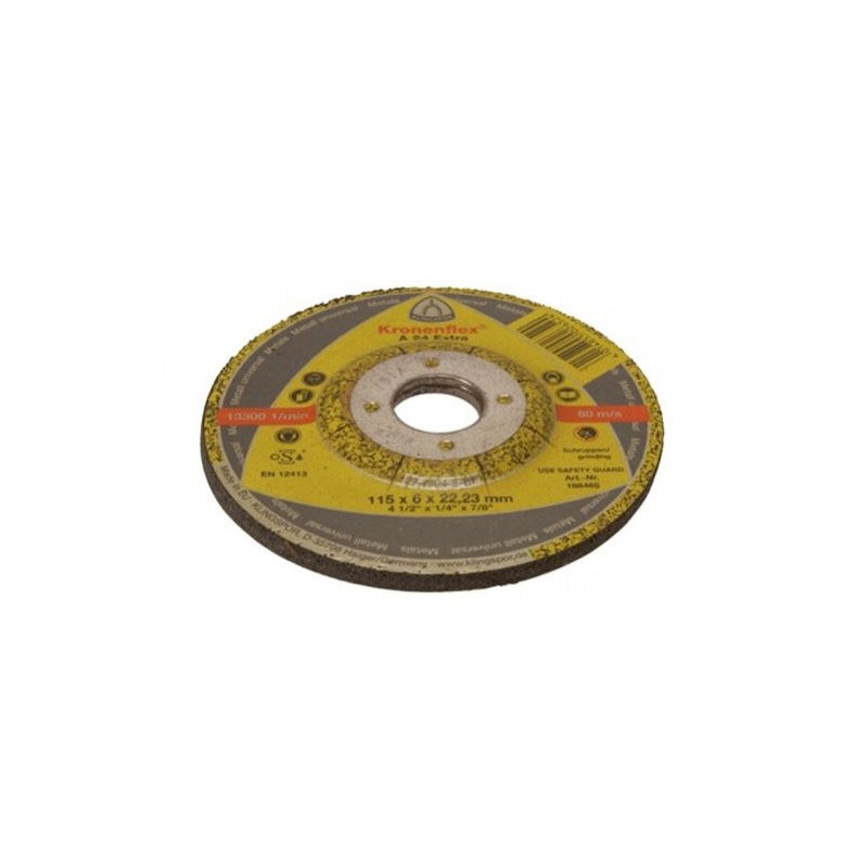 Grinding Disc, 115mm, Steel