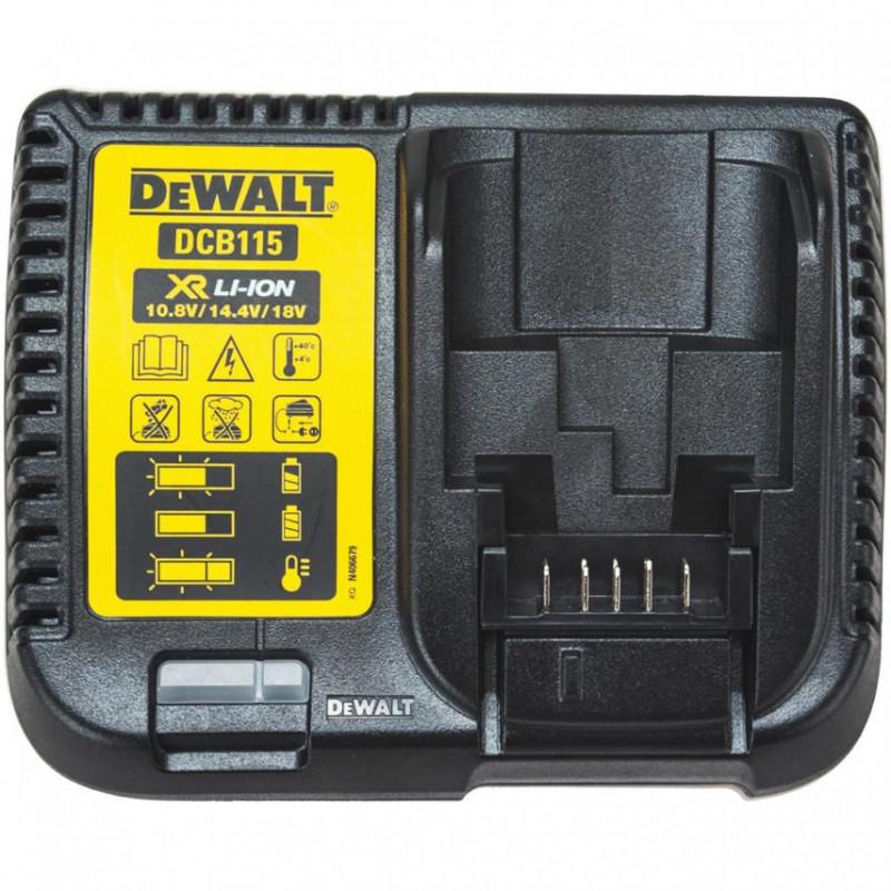 Charger DEWALT, 18.0v - DCB115