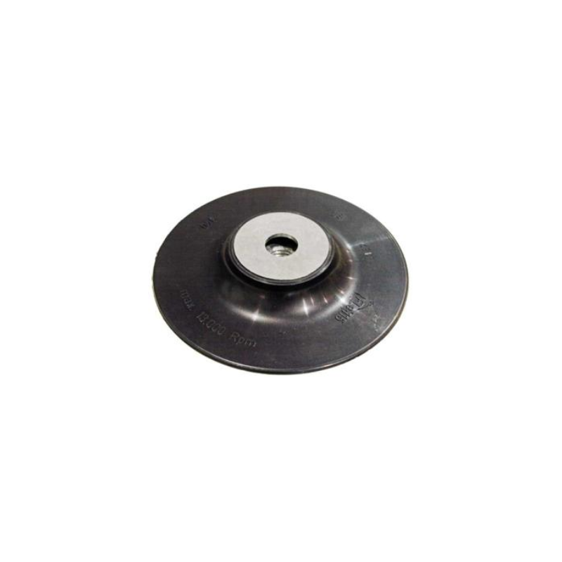 Backing Pad - 115mm (BLACK)