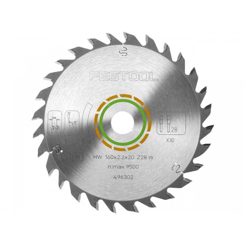 Sawblade 160 X 20 X 028 W,...