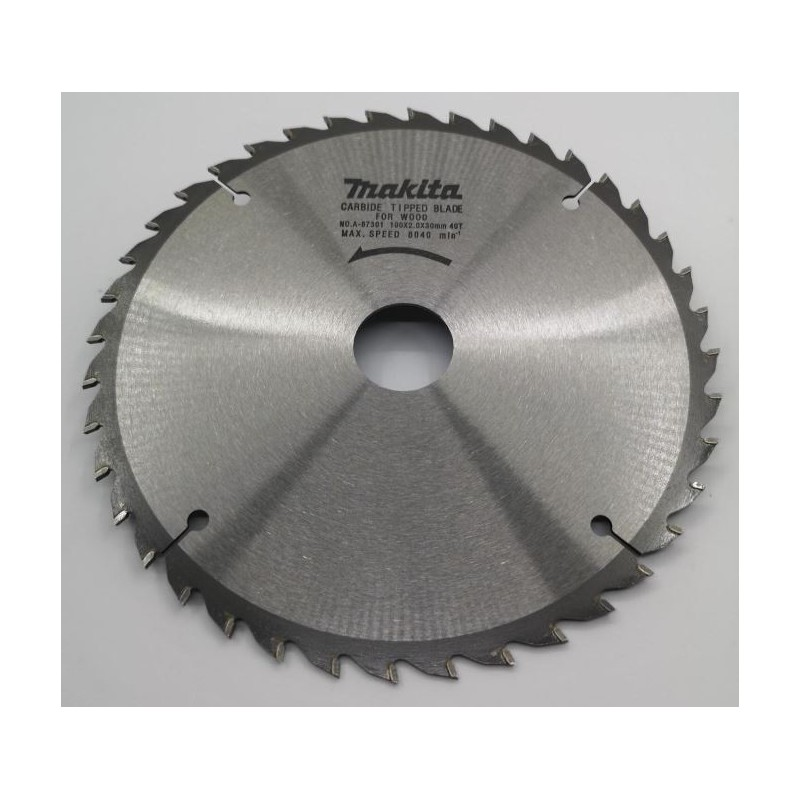 Sawblade 190 X 30 X 040 W,...