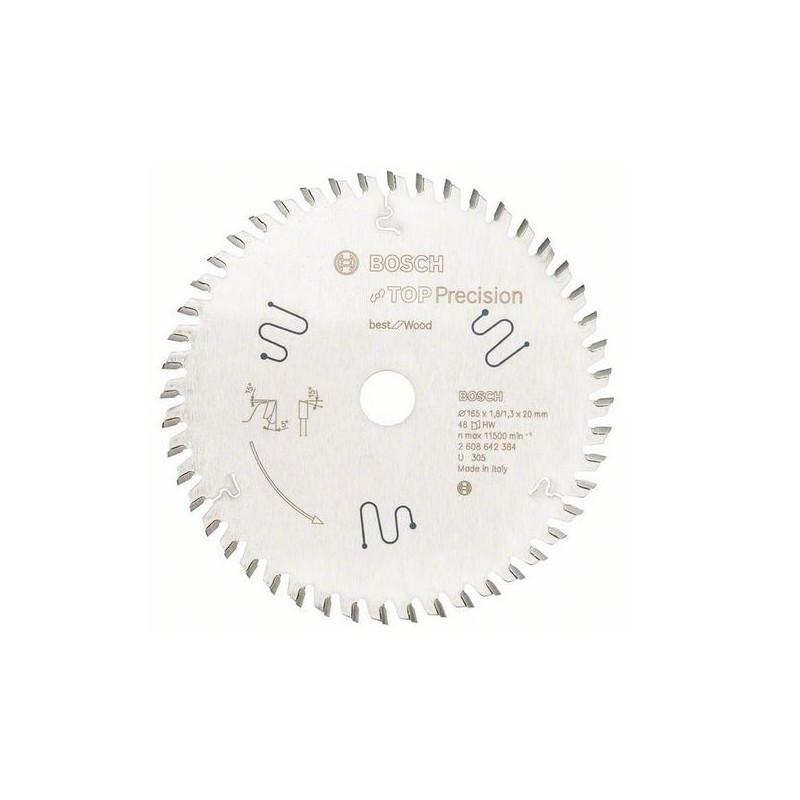 Sawblade 165 X 20 X 048 W,...