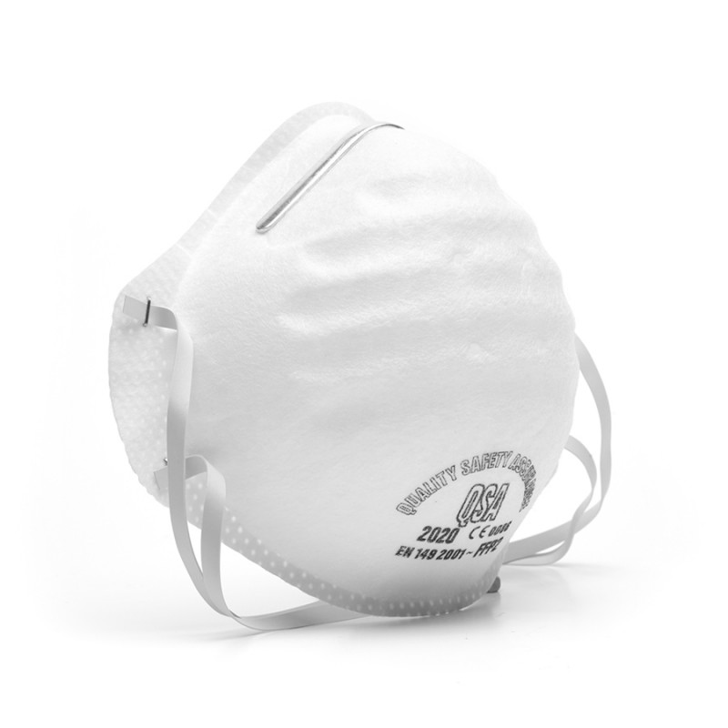 Dust Mask Without Valve Box...