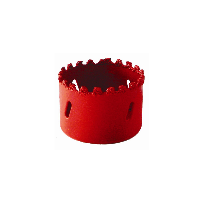 Hole Saw Tungston Gritt, 038 - RED