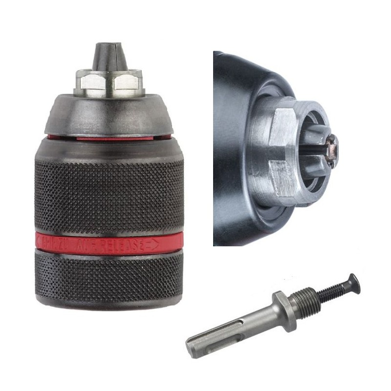 SDSP - Adaptor With Chuck -...
