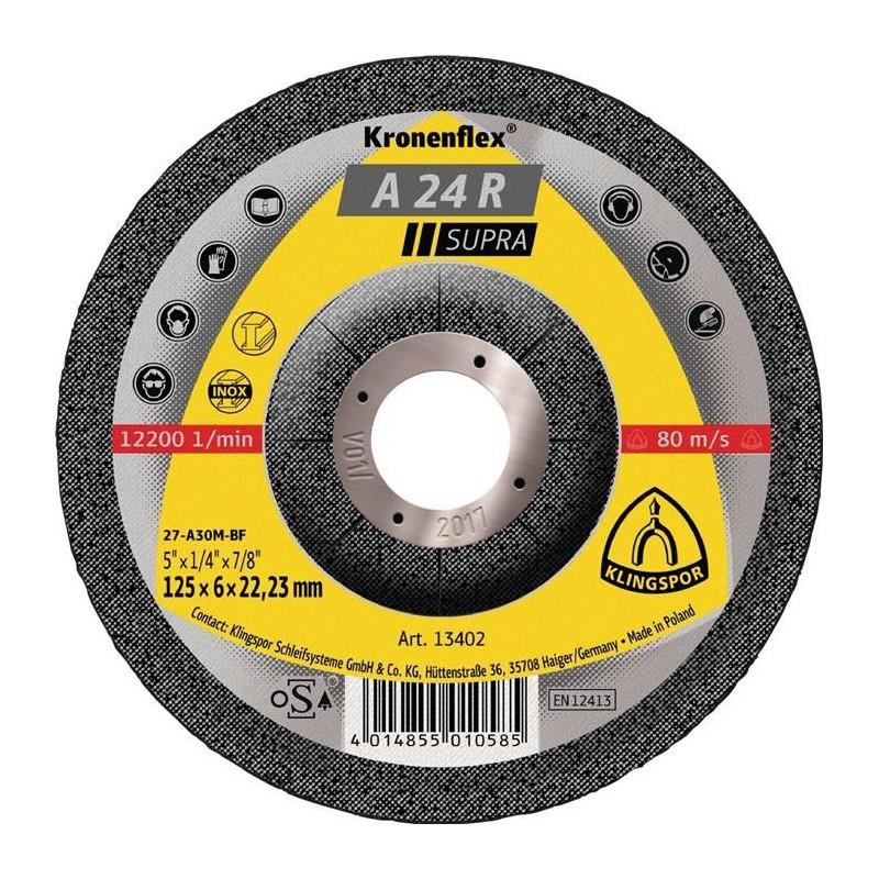 Grinding Disc, 125mm, Steel