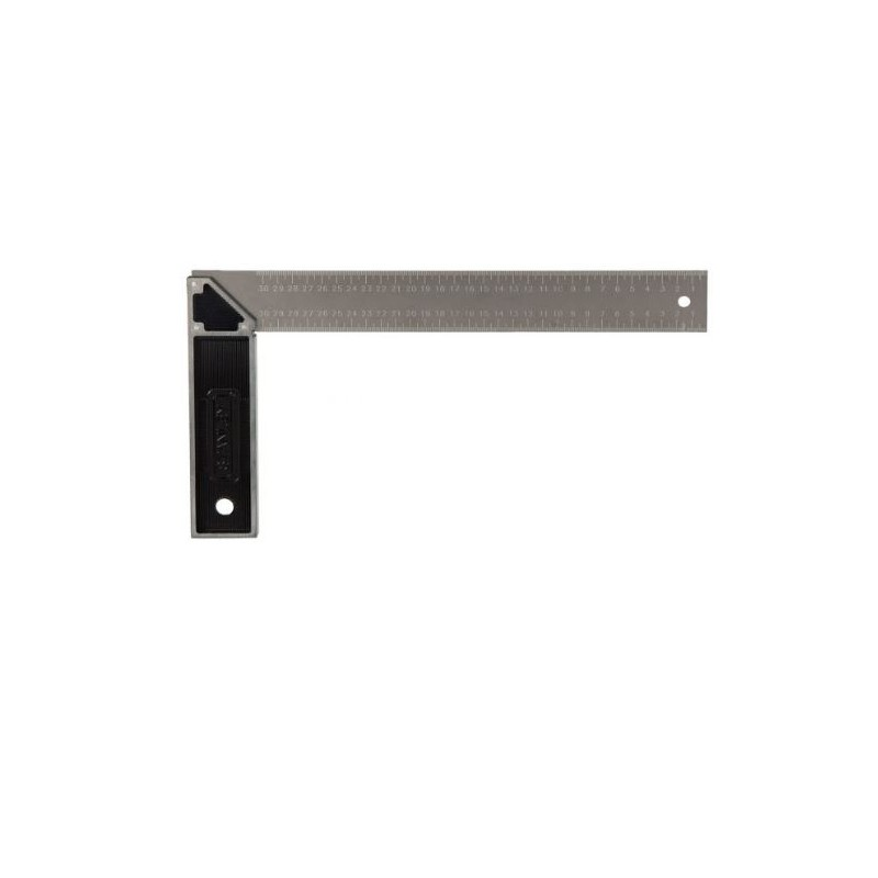 Square, Steel 300mm, STANLEY