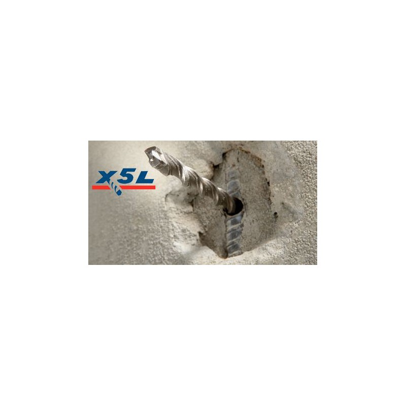 Rotary Hammer & Chipping, SDS Plus 26mm, BOSCH - GBH2600