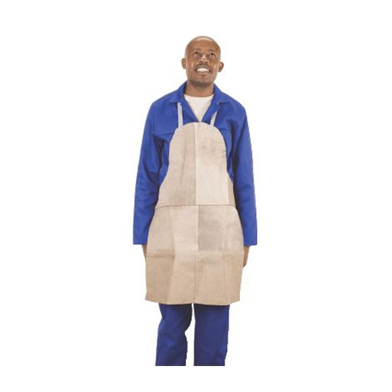 Weld - Apron, Chrome Leather