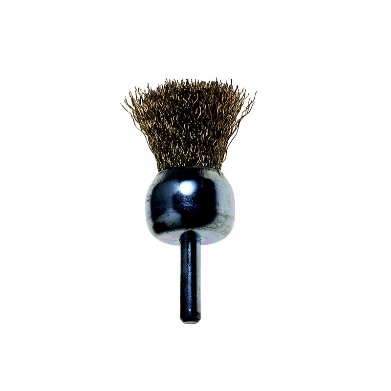 Wire Brush End 25mm, Drill...