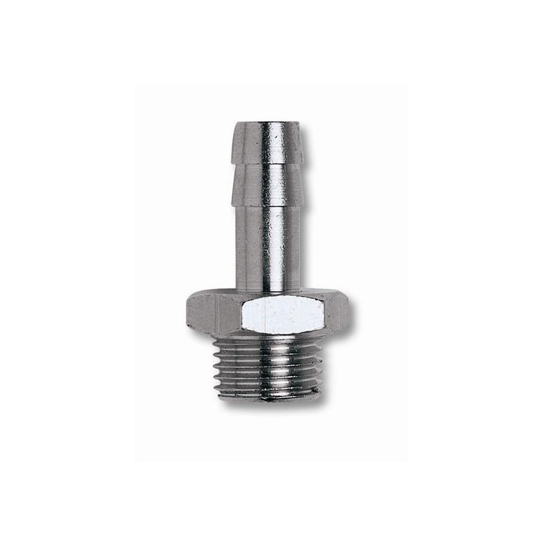 Hose Tail 1/2 Male X 10mm