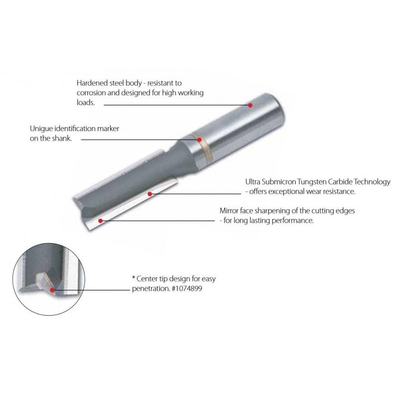 Abrasive Points, 06 x 20, 76 000 Rpm 6mm