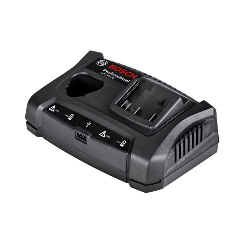 Charger BOSCH, GAX 18-30,...