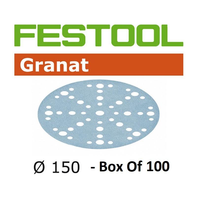 Granat Discs, 150mm, 0320...