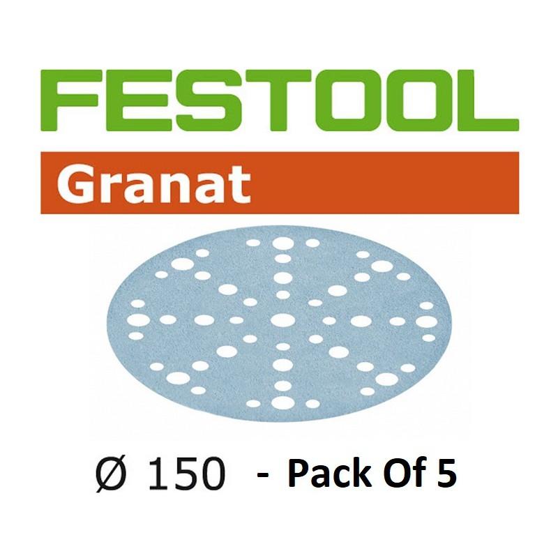 Granat Discs, 150mm, 0400...
