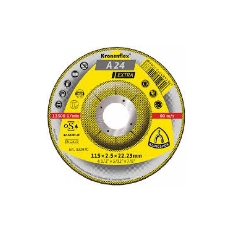 Grinding Disc, 115mm, Masonary