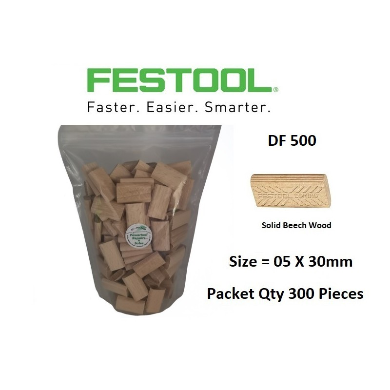 Domino Dowel For DF 500 ---...