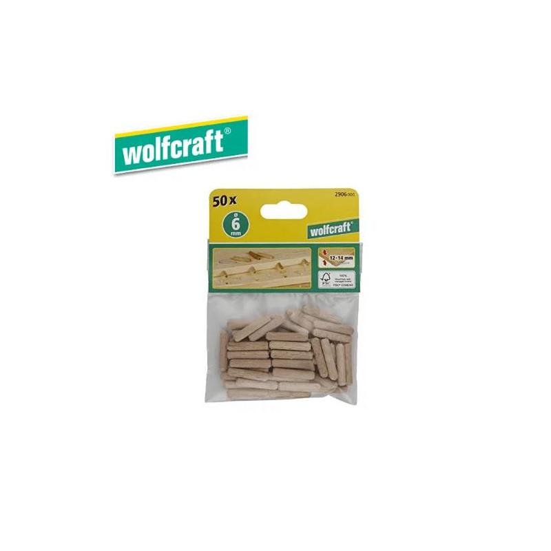 Wolfcraft Dowel Pins Beech...