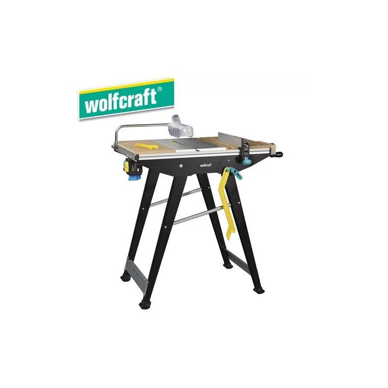 Wolfcraft Machine Table...
