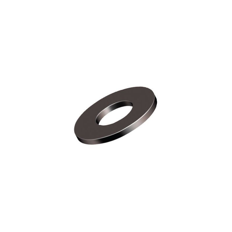 Spacer, 16.00 x 08.00 x  3.0mm