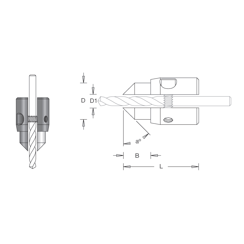 Countersink, Multi...
