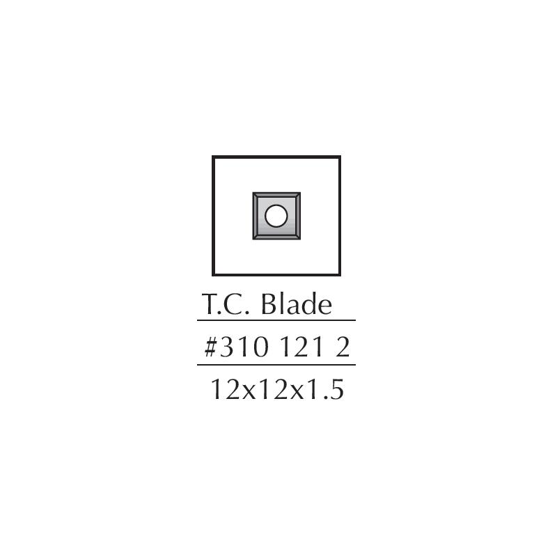 Spare Blades, 12 X 12 X...