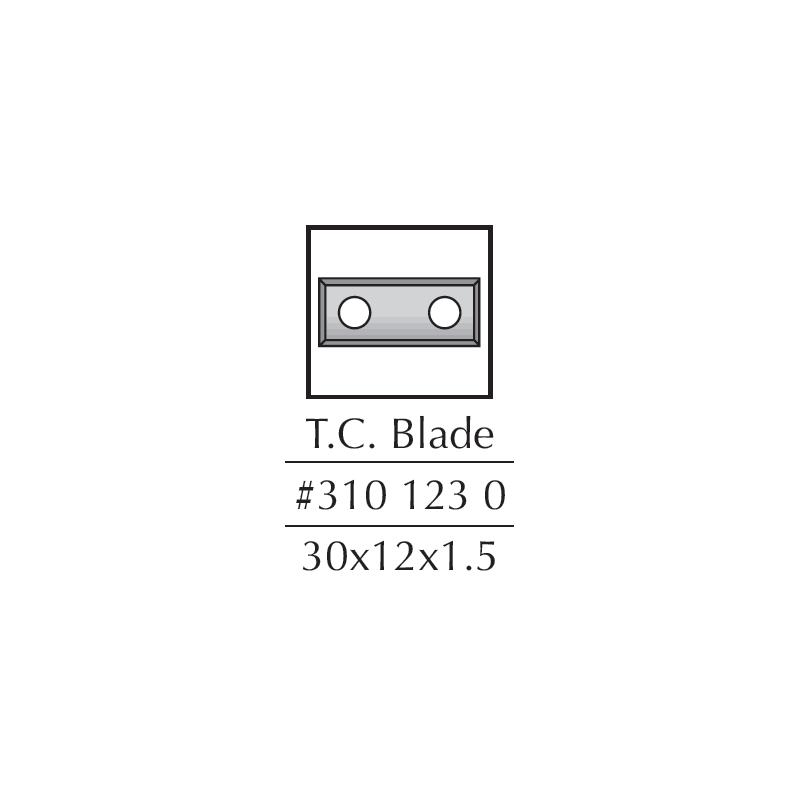 Spare Blades, 30.0 X 12 X...